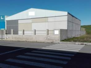 Nave industrial en venta en Poligono Las Pozas