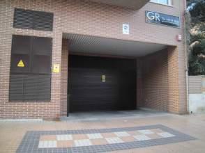 Garaje en alquiler en Zona Alameda