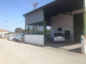Nave industrial en alquiler en Carretera Santiago