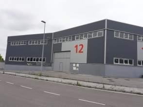 Nave industrial en calle Bº Rodanil