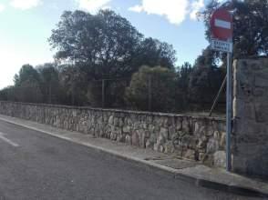 Terreno en calle San Lorenzo de El Escorial, nº 28