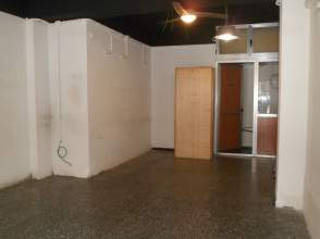 Local comercial en calle General Moragues