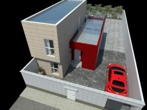 Casa pareada en calle Peña de Francia