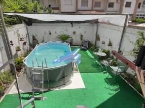 Casa adossada a Plaza de Toros-La Guija-Santa María-Ciudad Jardín-Los Rosales
