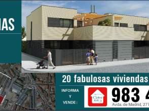 Casa adosada en Tierra de Pinares - Cistérniga