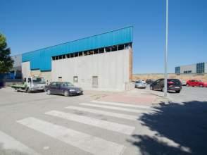 Nave industrial en calle Demetrio Ramos, nº 2