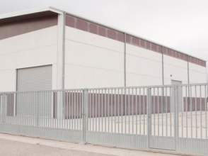 Nave industrial en calle Polígono Parcela R09. Pol. Ind. Navalcaballo