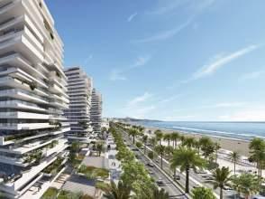 Málaga Towers - Living