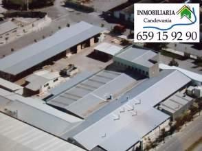 Nave industrial en Zuera