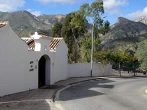 Casa rústica en Lentegí