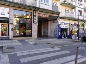 Garaje en calle Serapio Mujica