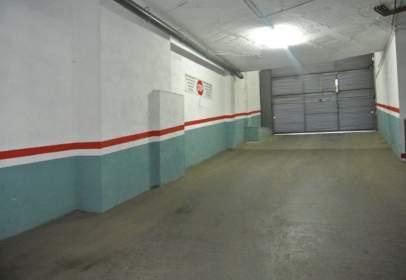 Garage in calle Romaní