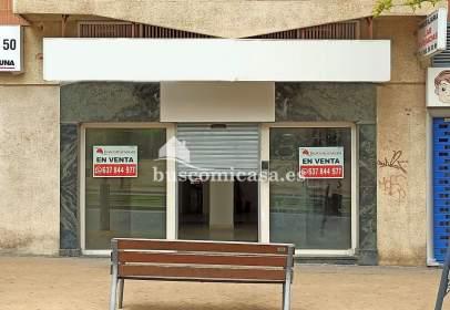 Local comercial en calle Doctor Eduardo García-Triviño López