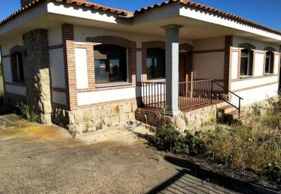 Chalet in calle Alemania