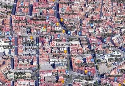Terreno en calle Maestro Serrano