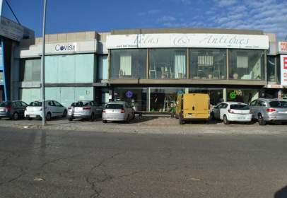Nave industrial en Campo de la Verdad-Sector Sur-Guadalquivir