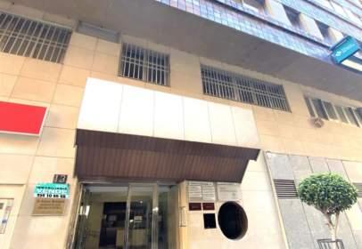 Flat in calle Marqués de Comillas, nº 13