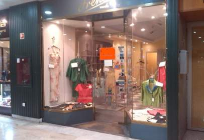 Commercial space in calle Santiago
