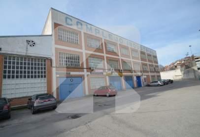 Industrial building in Estación