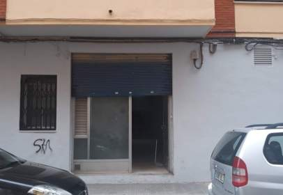 Commercial space in Carrer del Guitarrista Fortea