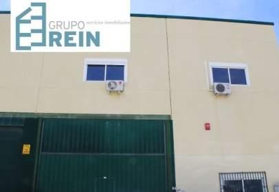 Nave industrial en calle de Ciempozuelos, nº 2