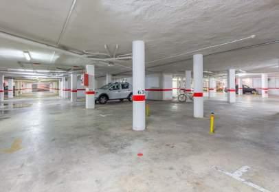 Garatge a calle del Faro, nº 35
