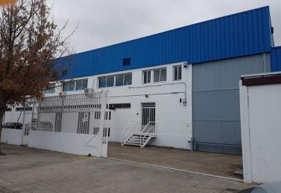 Industrial Warehouse in calle Coberteras