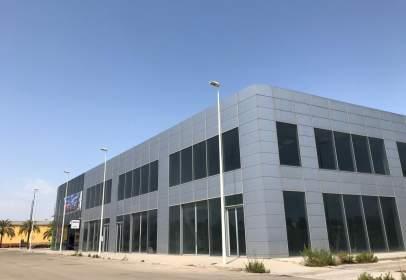 Nave industrial en calle Alicante
