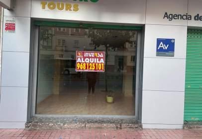 Local comercial en calle de Capitanes Ripoll, 1