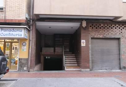 Garatge a Avenida de Rodríguez Acosta, nº 11