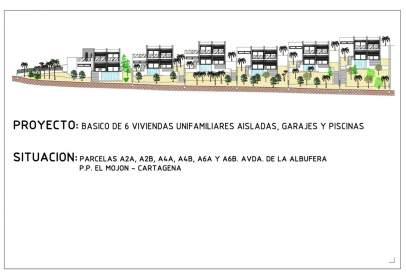 Terreno en calle Albufera - Ur El Mojon, nº 23