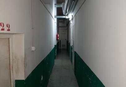 Almacén en calle de José Sancho Arroyo, nº 6