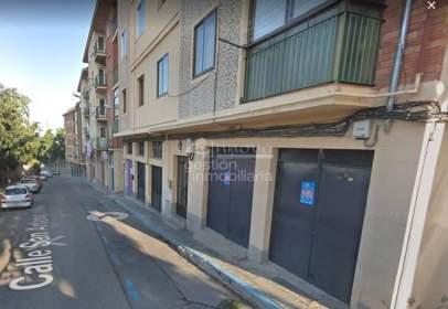 Almacén en calle de San Antonio 'El Real'
