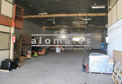 Nau industrial a Cáceres