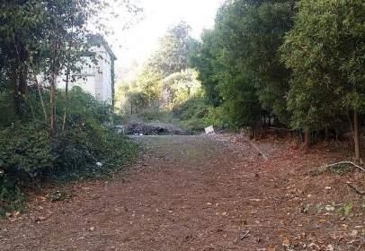 Land in calle de San Amaro