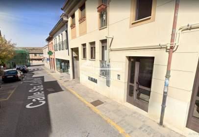 Garage in Segovia