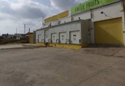 Industrial Warehouse in calle Montenegro 2, nº 5