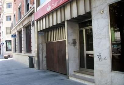 Garatge a Passeig de les Germanies, nº 11