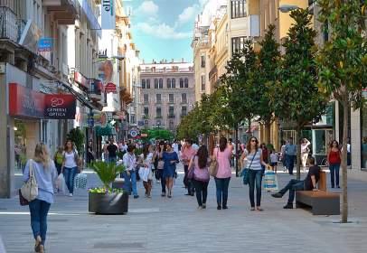 Local comercial en calle José Cruz Conde