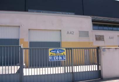 Nau industrial a calle Guadiana