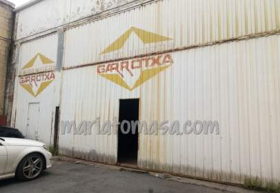 Nau industrial a calle Zubileta
