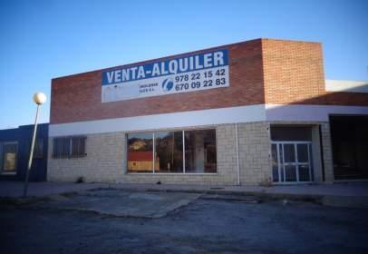 Commercial space in Teruel Capital