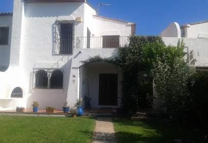 Casa adosada en Carrer d'Osona, nº 14