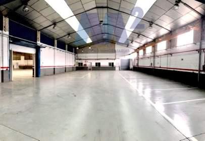 Nau industrial a Coslada - Barrio de La Estación