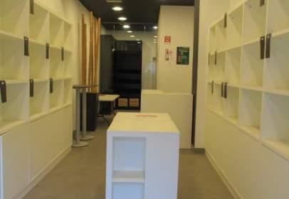 Commercial space in Praza de Vigo