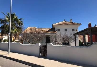 Casa unifamiliar en calle Francisco de Goya, nº 25