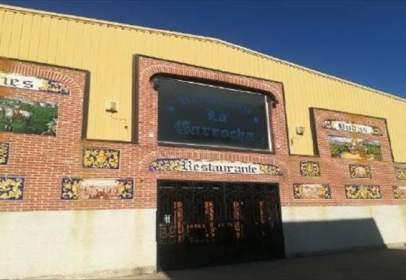Industrial Warehouse in Avenida de Milán, nº 18