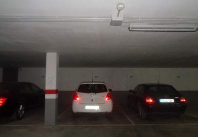Garatge a calle de Jerónimo Soriano