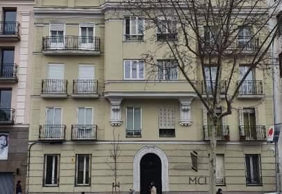 Duplex in calle de María de Molina, near Calle de Velázquez