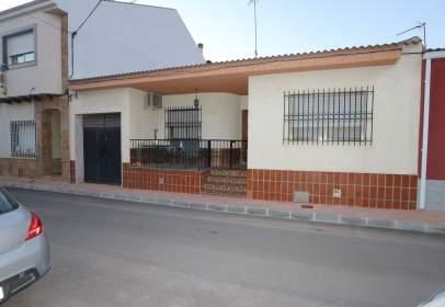 House in calle de Pío Baroja